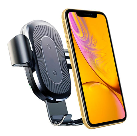 Chargeur à induction QI Voiture iPhone Xr