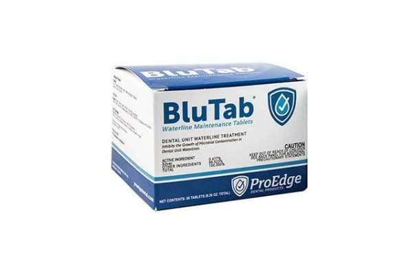 Blutab Waterline Tablets - Dental Waterline Cleaner