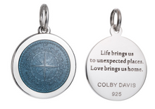 Load image into Gallery viewer, Colby Davis Pendant: Compass Rose - Medium