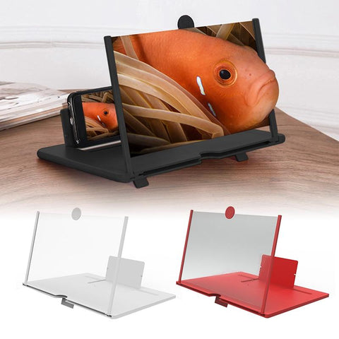 High Definition Mobile Phone Screen Amplifier