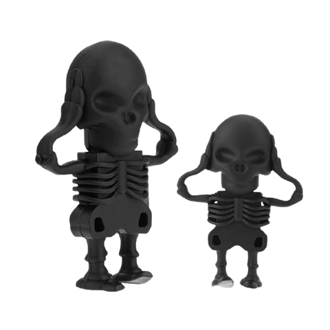 Skeleton USB Drive