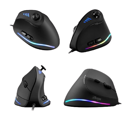 ZELOTES C-18 Vertical Gaming Mouse