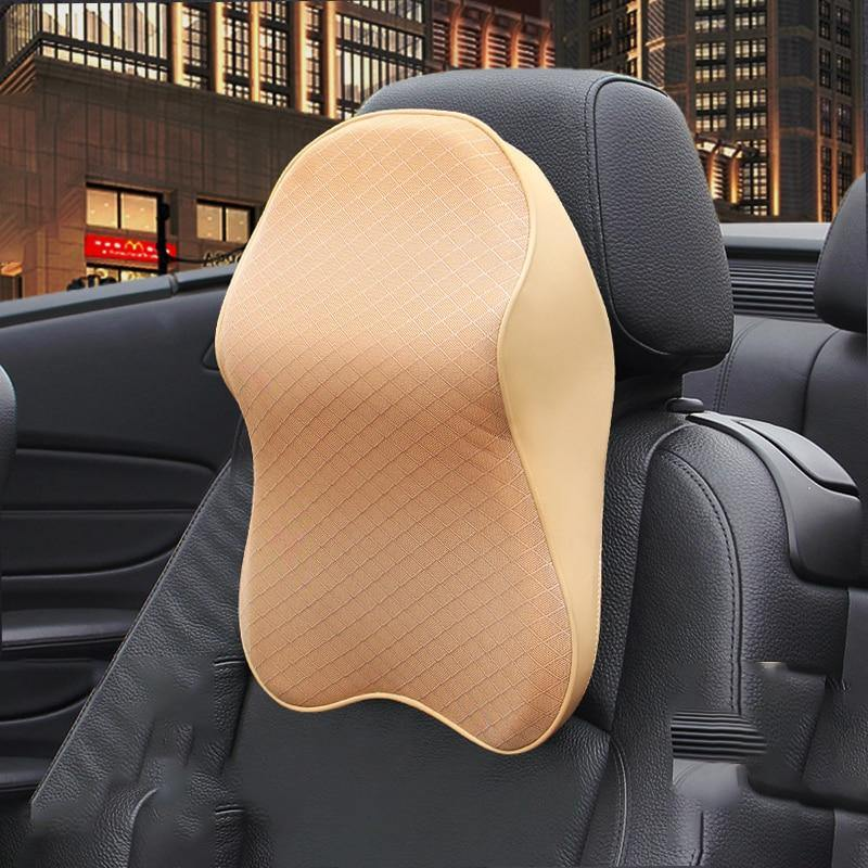 Car Seat Headrest Neck Pillow - RingeRaya.com
