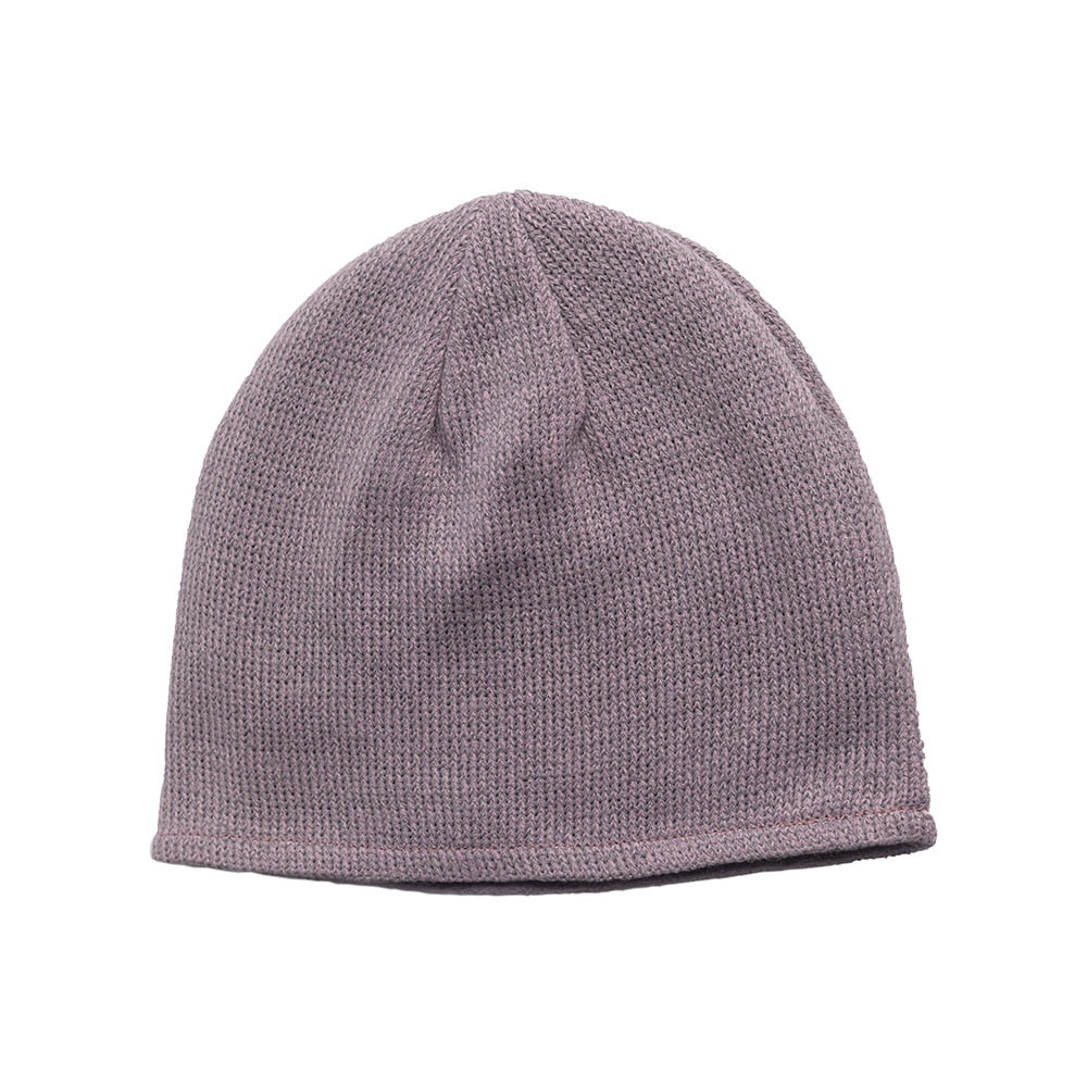 Knitted Reflective Beanie