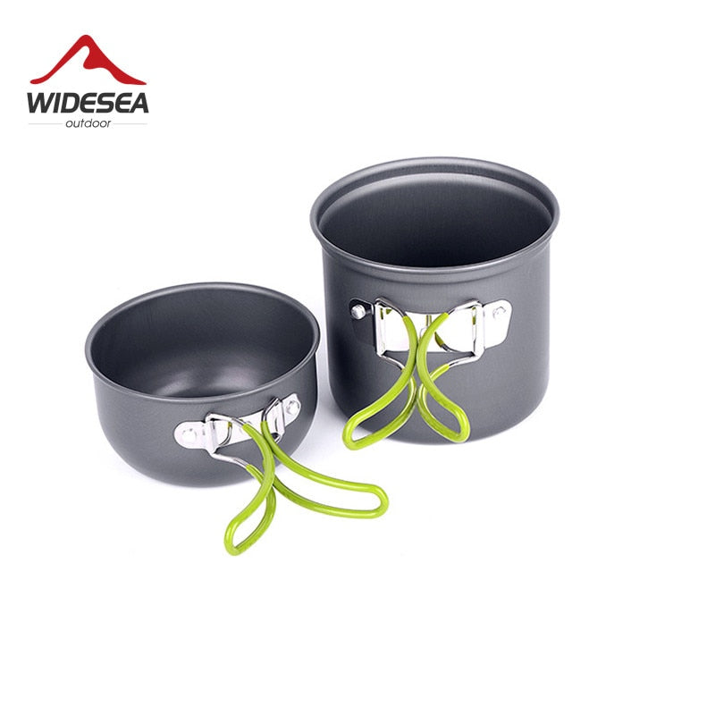 Ultralight Camping Cookware Utensils outdoor