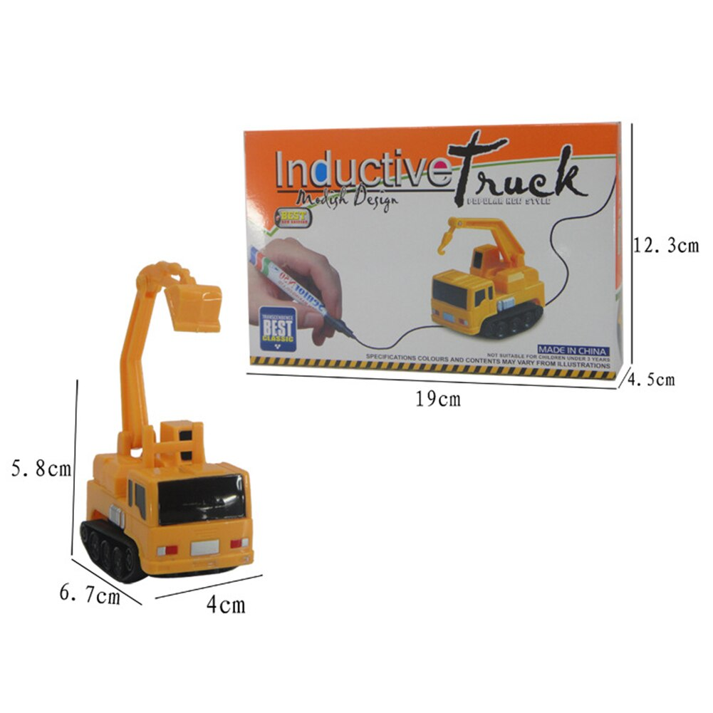 Trace Racer Inductive Toy