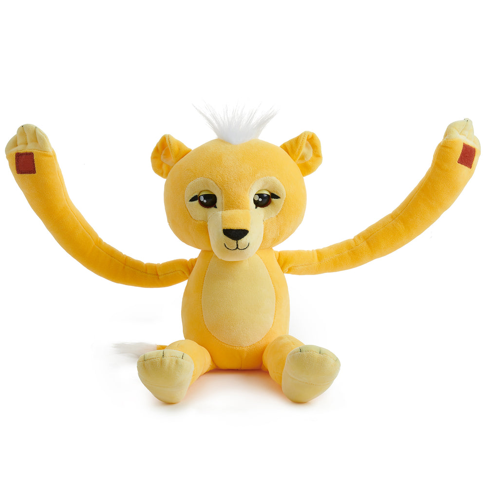 Fingerlings HUGS - Sam (Yellow)