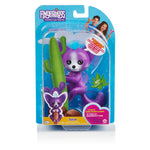 Fingerlings - Interactive Baby Fox - Sarah (Purple & Blue)