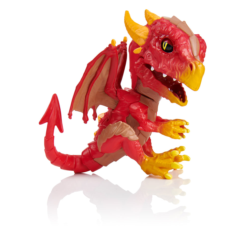 Untamed Dragon  –  Wildfire (Red)