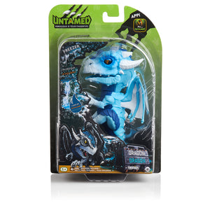 Untamed Dragon –  Freezer (White)