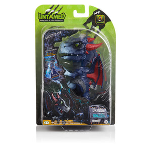 Untamed Dragon –  Shockwave (Purple and Dark Blue)