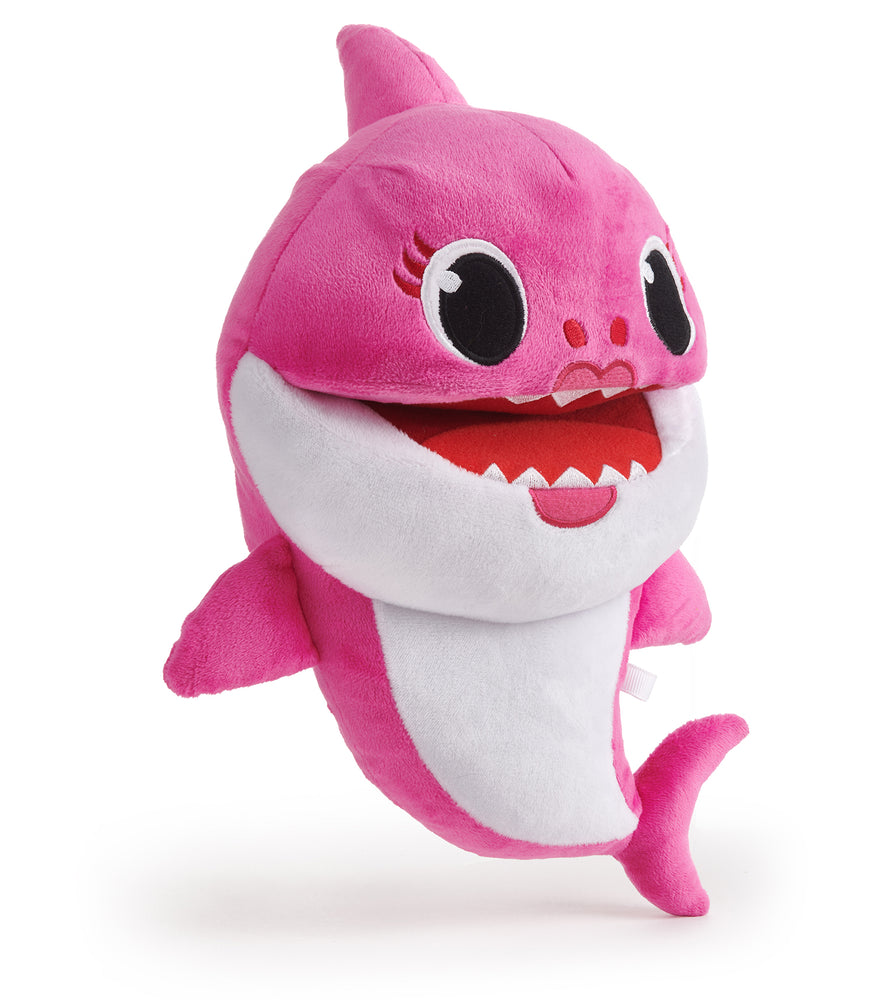 Baby Shark Song Puppet with Tempo Control - Mommy Shark