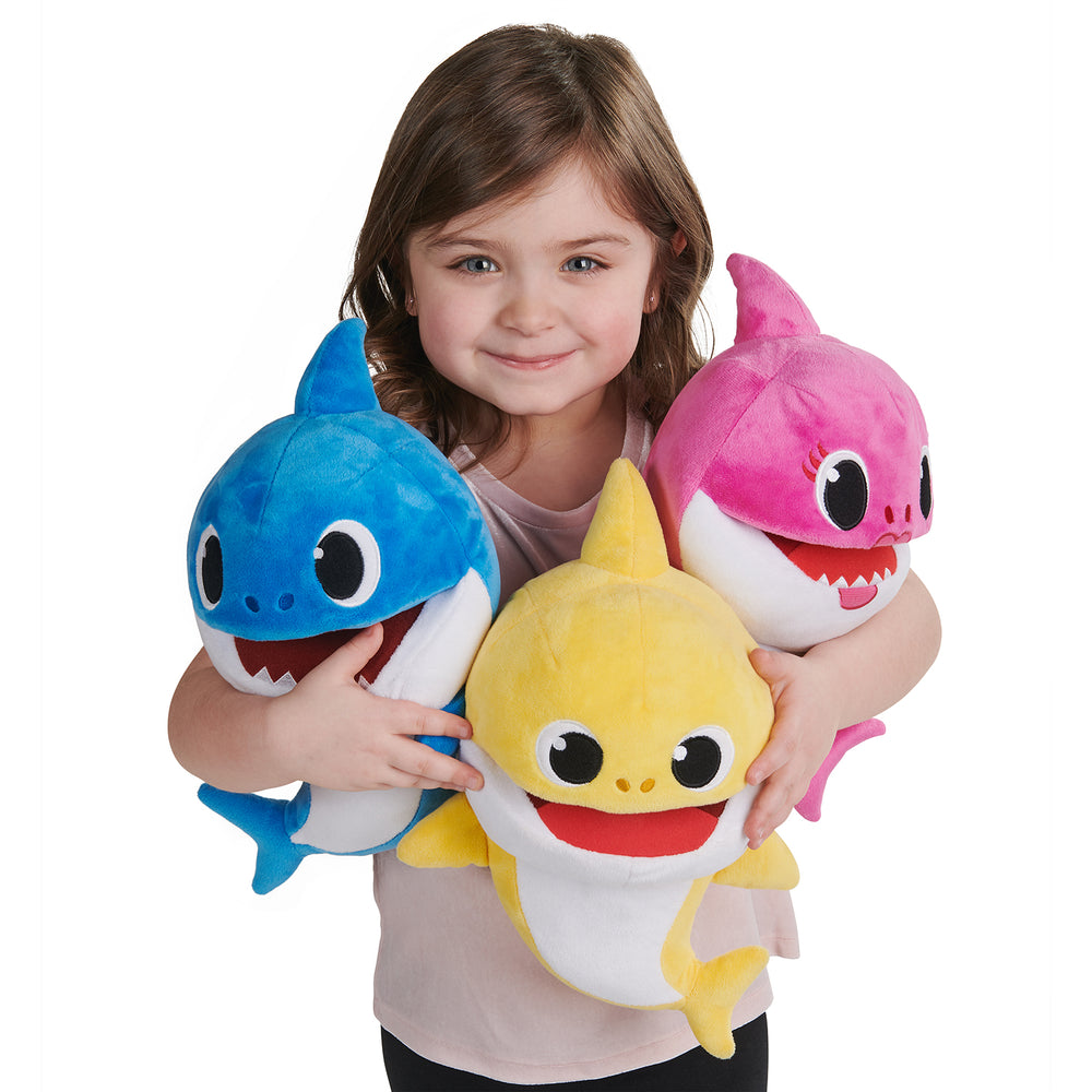 Baby Shark Song Puppet with Tempo Control - Daddy Shark