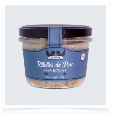 Pork Rillettes - 170g