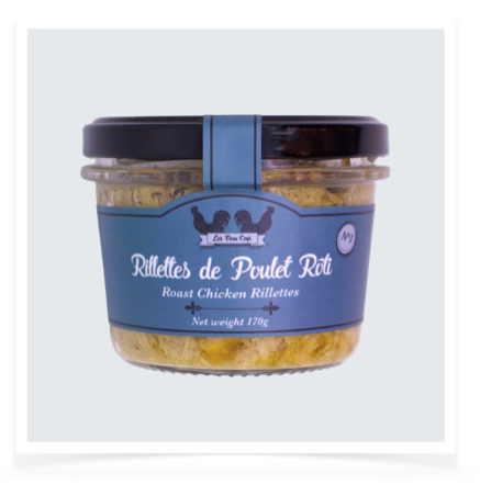 Chicken Rillettes - 170g