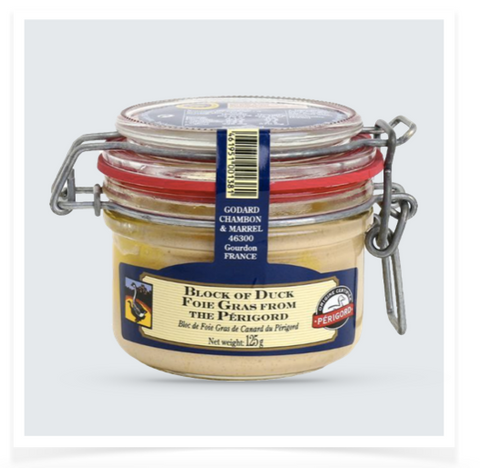 Foie Gras from Perigord - 125g