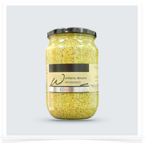 Whole Grain Dijon Mustard - 850g