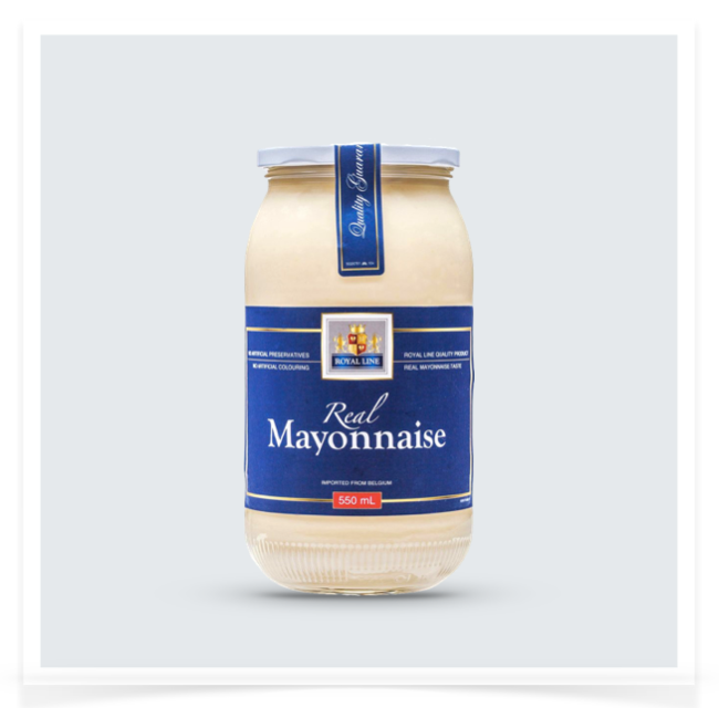 Real Mayonnaise - 550g