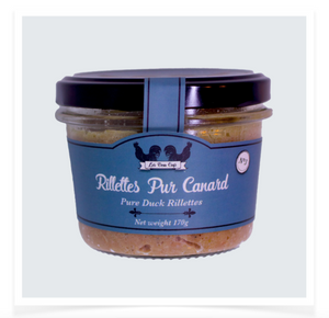 Duck Rillettes - 170g