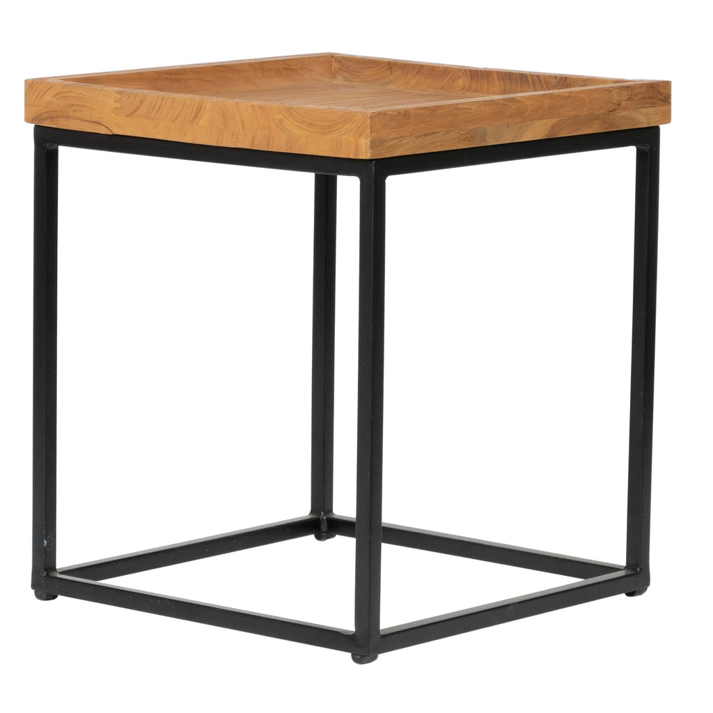 NEW! Sunset Square End Table