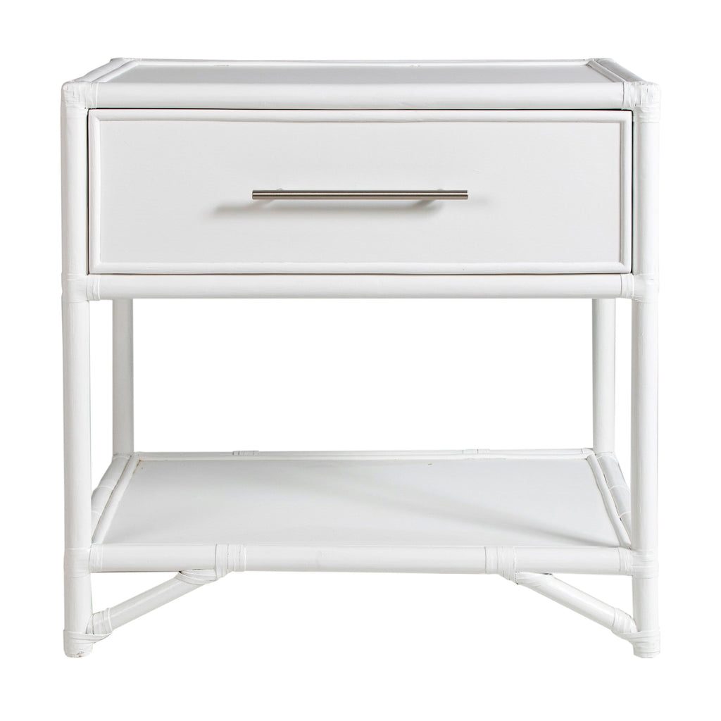 NEW! Olympia One-Drawer Nightstand