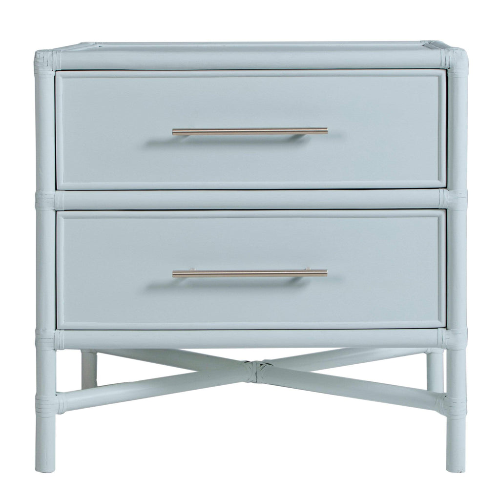 NEW! Verona Two-Drawer Nightstand