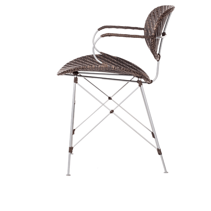 Quick Ship! Sapporo Outdoor Armchair