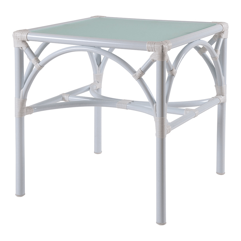 Quick Ship! Chippendale Outdoor End Table