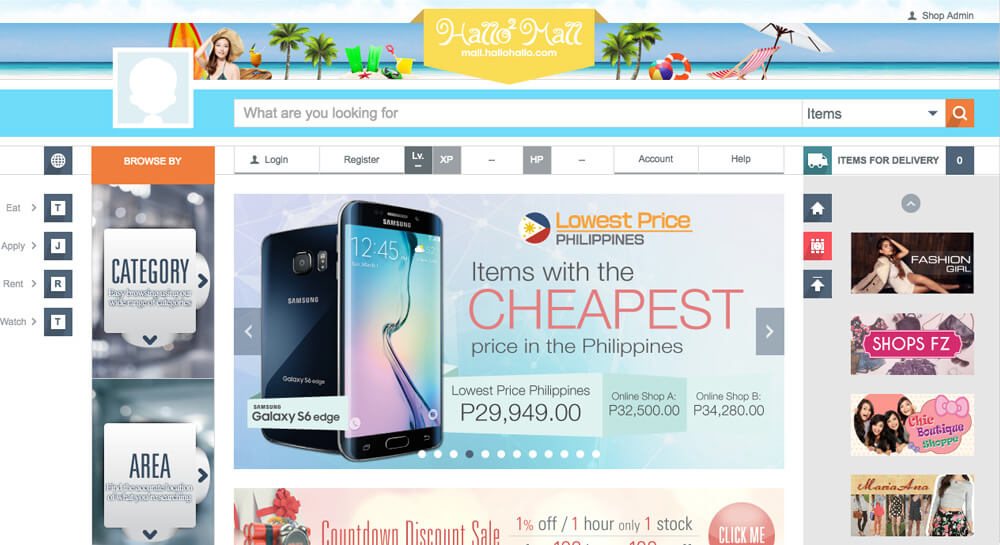 Top 5 Online Shopping Sites in the Philippines