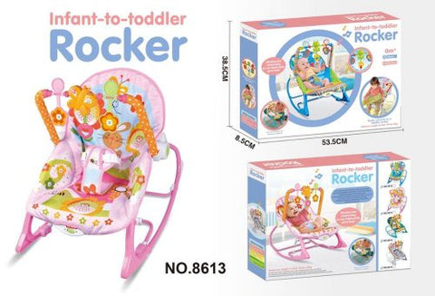 Image of Foldable Baby Rocking Chair