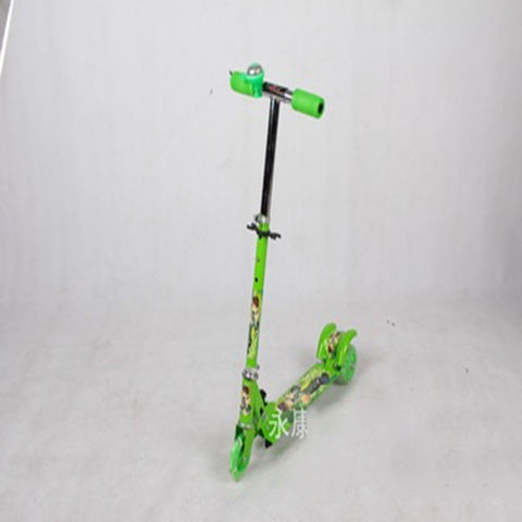 Children's Three-wheeled Scooter
