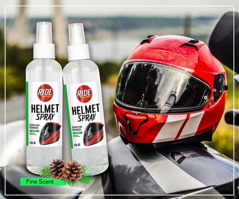 Ride Protect Helmet Spray
