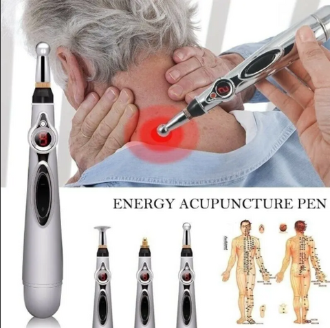 Portable Acupuncture Therapy Pen