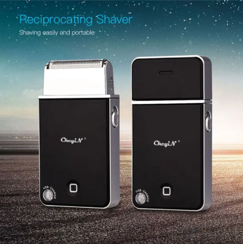Portable Electric Shaver for Men