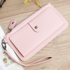 Women's Small Leather Card Wallet