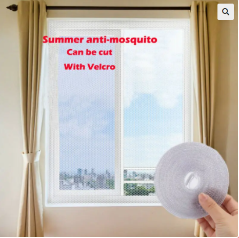 Image of Mosquito Net Curtain Protector Anti-Insect Fly Anti-Mosquito Window