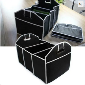 Foldable Car Trunk Organizer