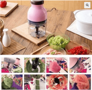 Electric Meat Grinder Food Maker