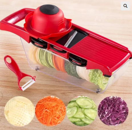 Image of Multifunction Vegetable Grater and Slicer
