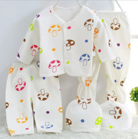 Newborn baby clothing sets baby girls boys clothes