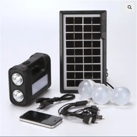 Image of Mini Solar Lighting System