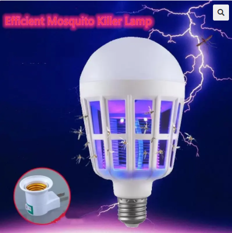 Image of Mosquito Killer Light Bulb