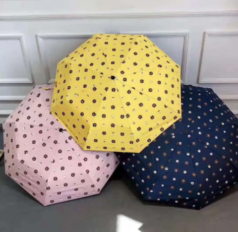 Automatic Folding Bear Umbrella
