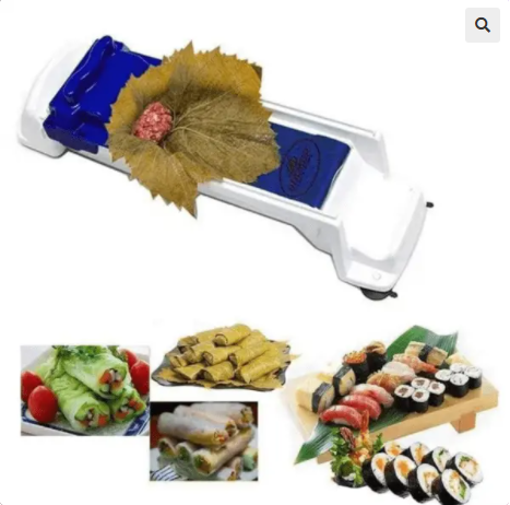 Image of Vegetable Meat Kitchen Sushi Rolling Maker