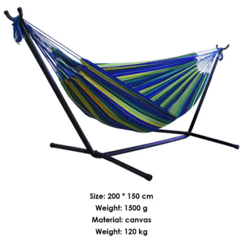 Image of Colorful Hammock Swing