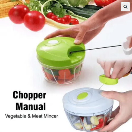Handy Vegetable Food Chopper