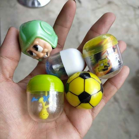 Image of 200 pcs Toy Capsule for Vendo Machine