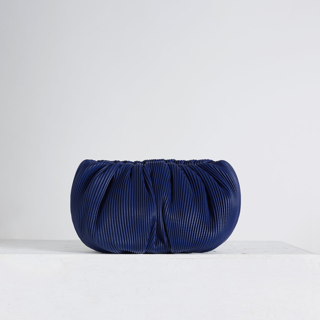 "Bubble 12"" Corrugated Lapis 