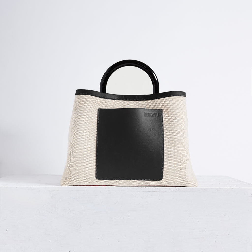 "Miller 13"" Canvas Black With Pocket (Pre-Order)"