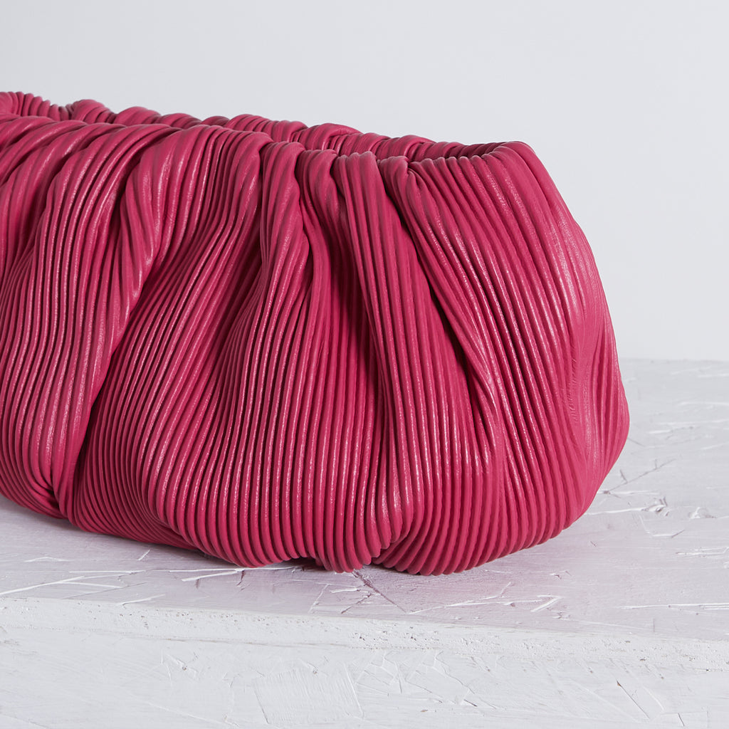 "Bubble 12"" Corrugated Bossy Pink 